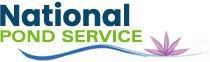 National Pond Maintenance & Repair Service Logo