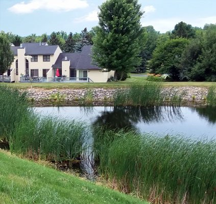 Pond maintenance repair NY PA NJ Rochester Syracuse