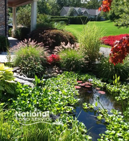 water feature design installation rochester syracuse skaneateles ny