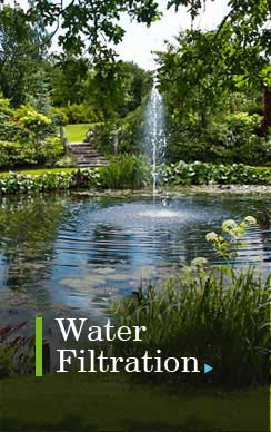 Pond Water Garden Treatment Filtration